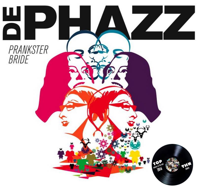 De-Phazz - Prankster Bride (Deluxe Version)