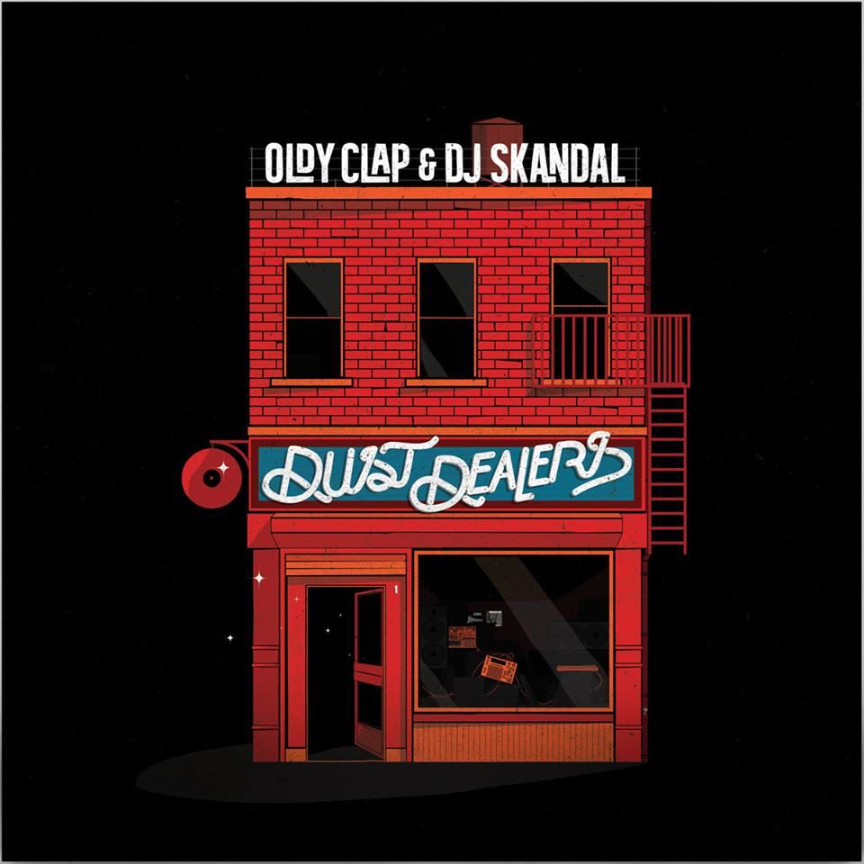 Oldy Clap Recordz & Dj Skandal - DUST DEALERS