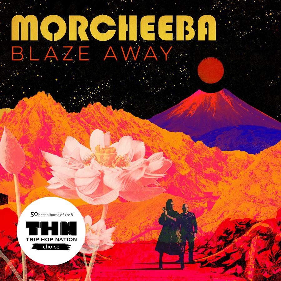Morcheeba Band - Blaze Away