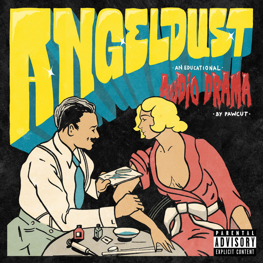 Pawcut - Angel Dust