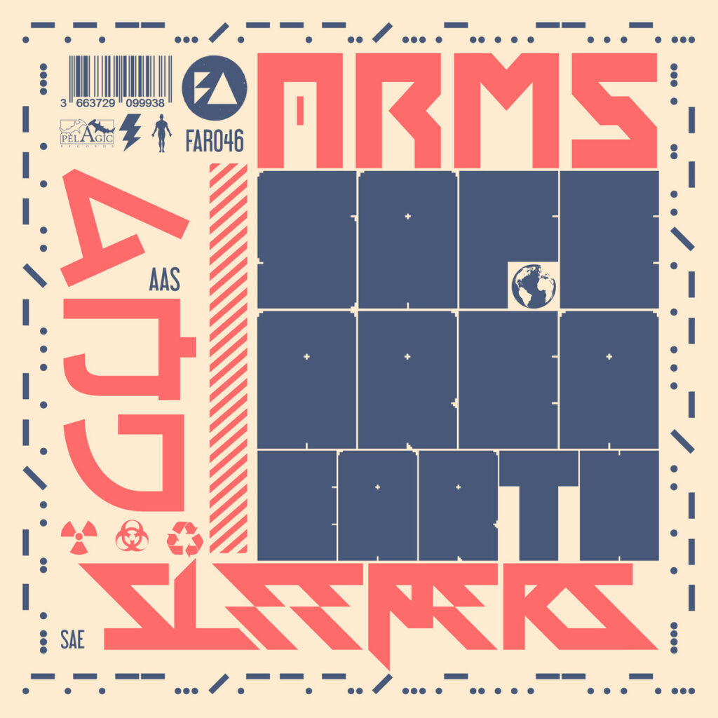 Arms and Sleepers - SAFE AREA EARTH