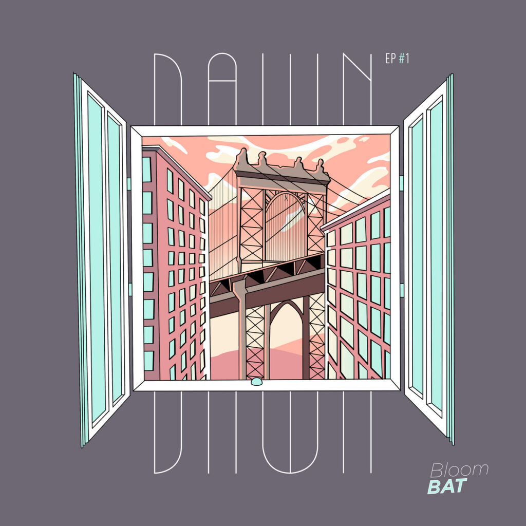 Bloom Bat - Dawn