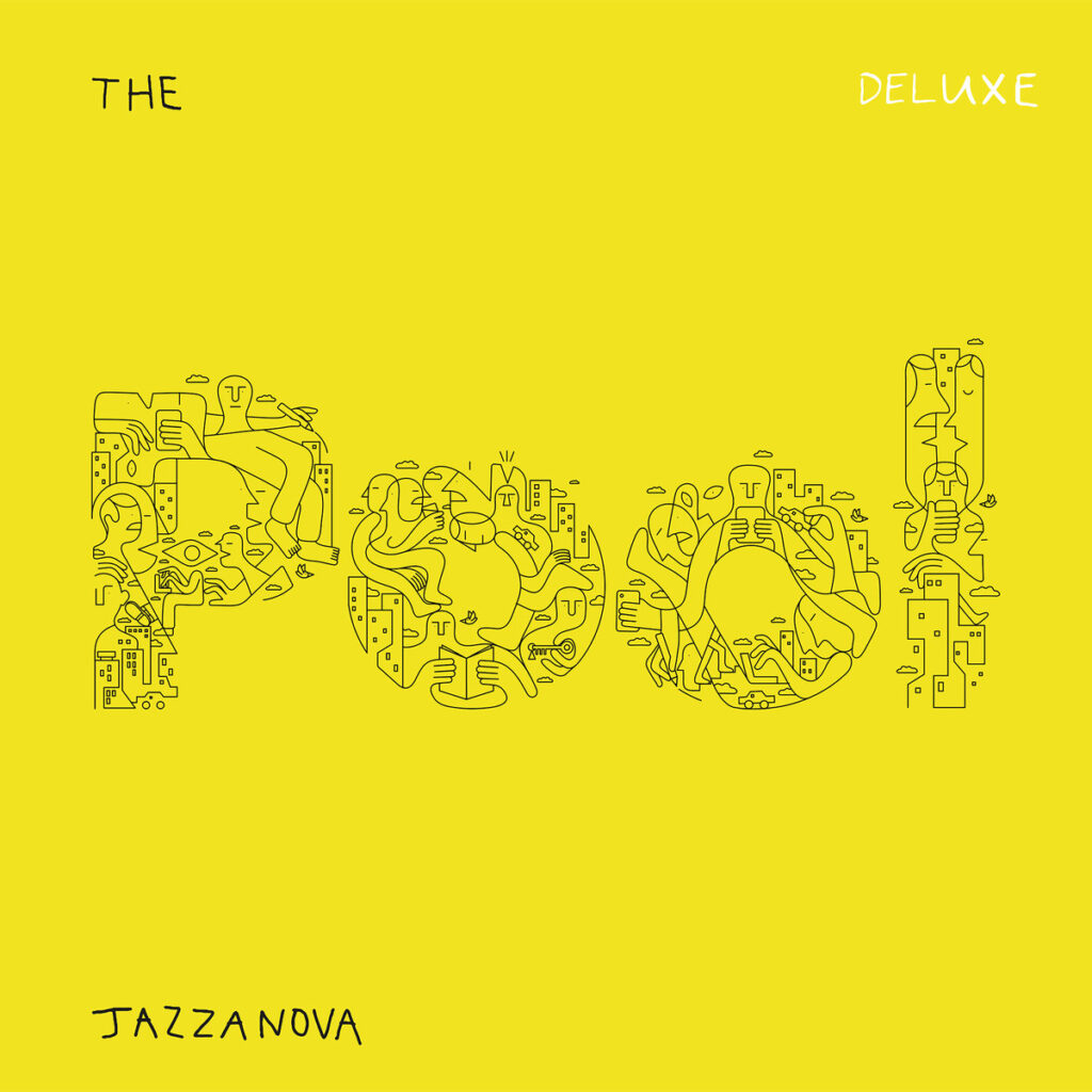 Jazzanova - The Pool - Instrumentals&Remixes