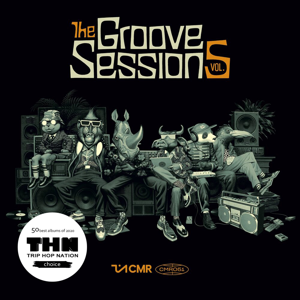 The Groove Sessions, Vol. 5